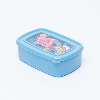 My Little Pony Printed Sandwich Box with Inner Container
