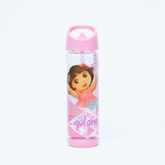 Dora the Explorer Printed Water Bottle - 500 ml