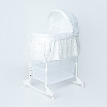 Giggles Toby Bassinet with Rocking Function