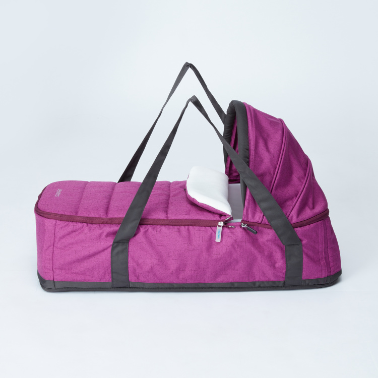 Juniors Carrycot with Zip Closure
