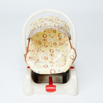 Juniors Printed 3-in-1 Baby Seat