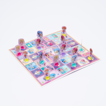 Shimmer and Shine Printed Board Game