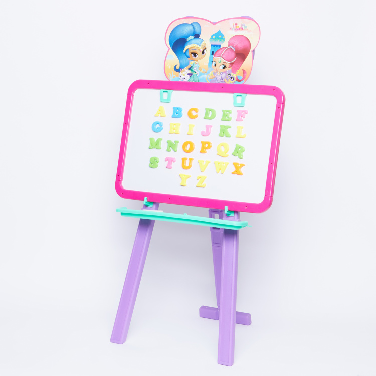 Shimmer and Shine Printed Board