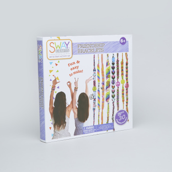 SWAY Crafts Friendship Bracelets Creativity Kit