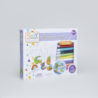 Sway Crafts Art and Craft Activity Kit