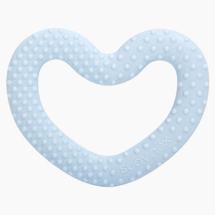 Suavinex Heart-Shaped Textured Soother