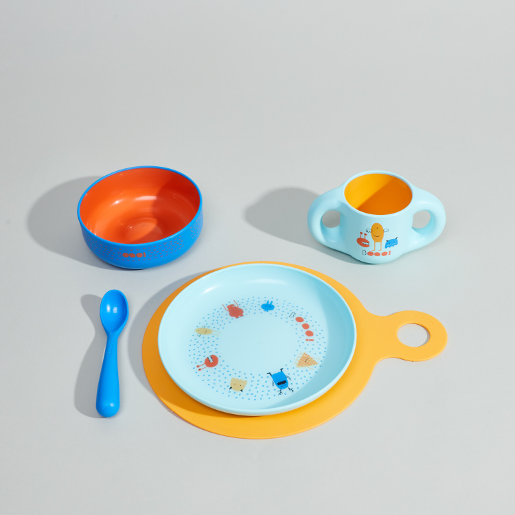 Suavinex 5-Piece Toddler Feeding Set