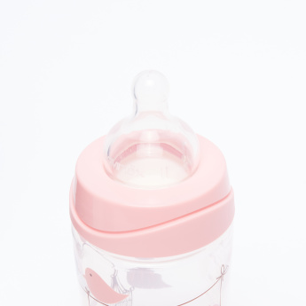 Suavinex Printed Feeding Bottle – Set of 2