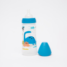 Suavinex Printed Feeding Bottle - 360 ml