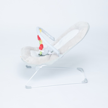 Juniors Plum Baby Bouncer
