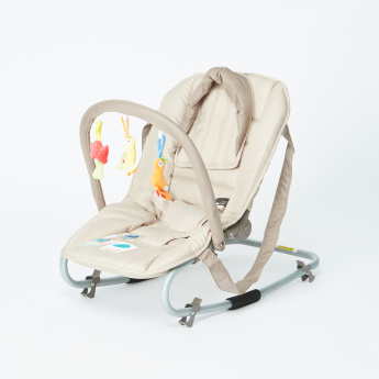Juniors Fossil Baby Rocker