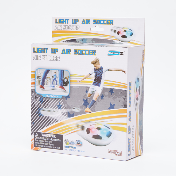 Light Up Air Soccer