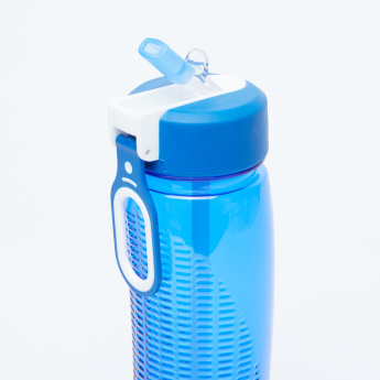 Juniors Textured Water Bottle with Spout - 750 ml