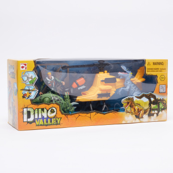 DINO Valley 6-Piece Vehicle Playset