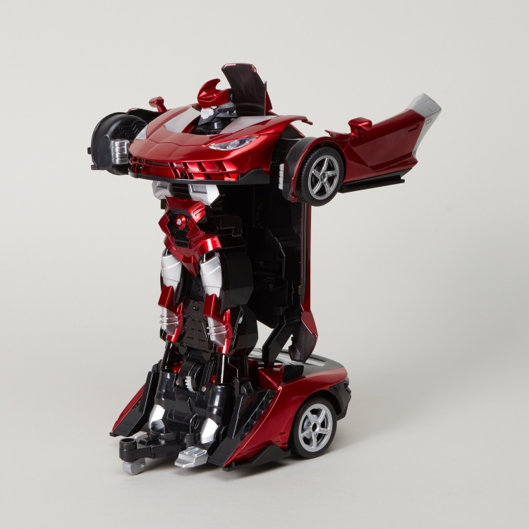 Transform Robot Remote Control Car Toy