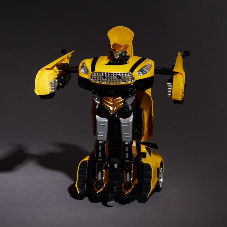 Transform Robot Remote Control Toy Car