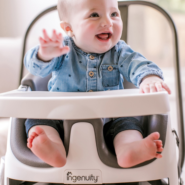 Ingenuity Baby Base 2-in-1 High Chair