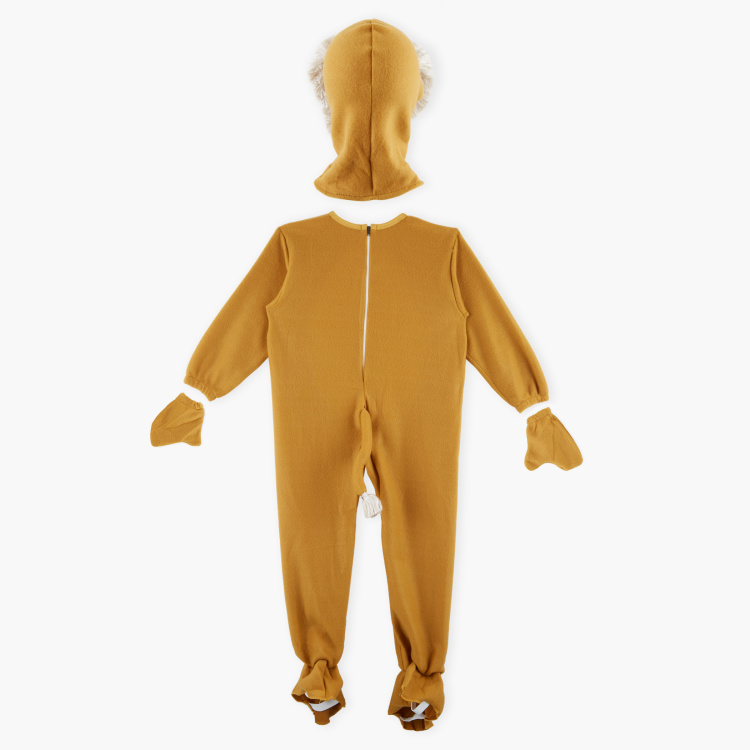 Lion 3-Piece Costume Set