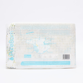 Pure Born Size 3 28-Piece Nappy Pack