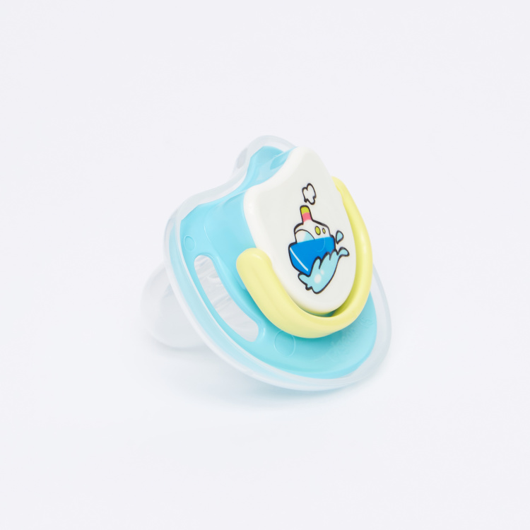 Pigeon Printed Pacifier with Cover