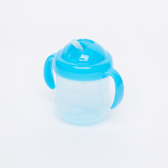 Pigeon Dual Handle Straw Cup