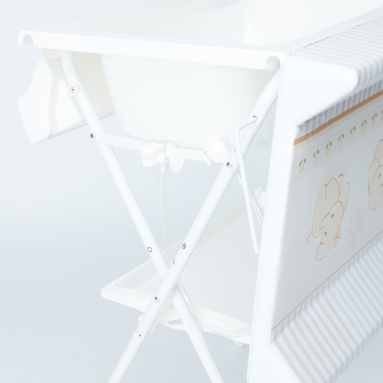 Juniors Reed Printed Changing Table