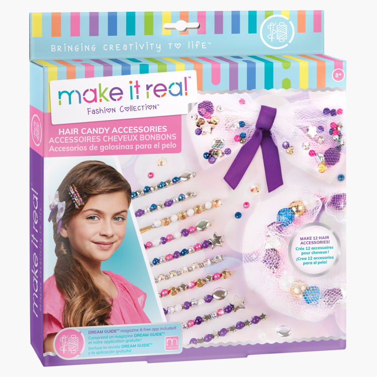 Make it Real Hair Candy Accessory Set