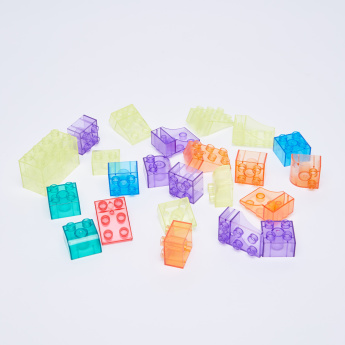 Juniors 174-Piece Crystal Blocks Set