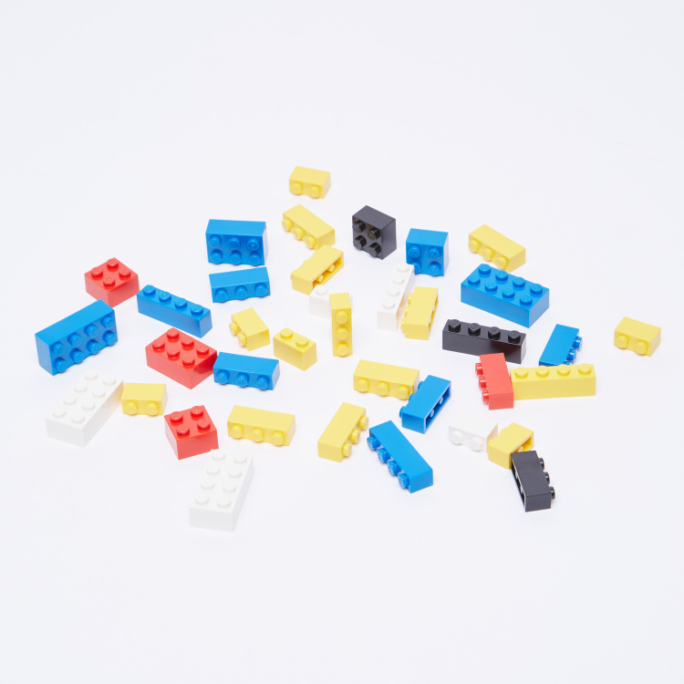 Juniors 230-Piece Building Blocks Set
