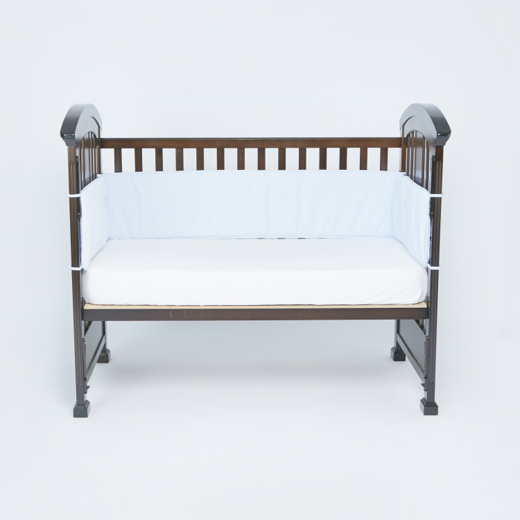 Cambrass Printed 2-Piece Cot Bumper Set
