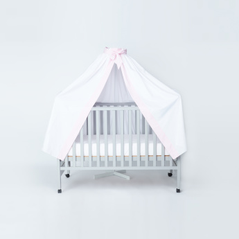 Juniors Canopy Cot