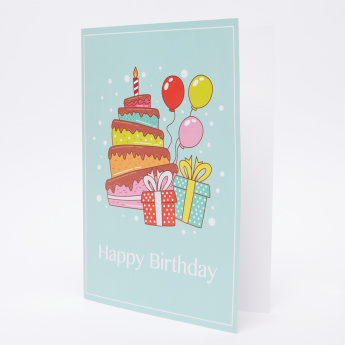 Printed Greeting Card