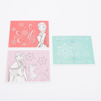 Frozen Printed Greeting Cards