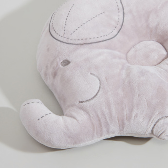 Juniors Elephant Shaped Plush Pillow