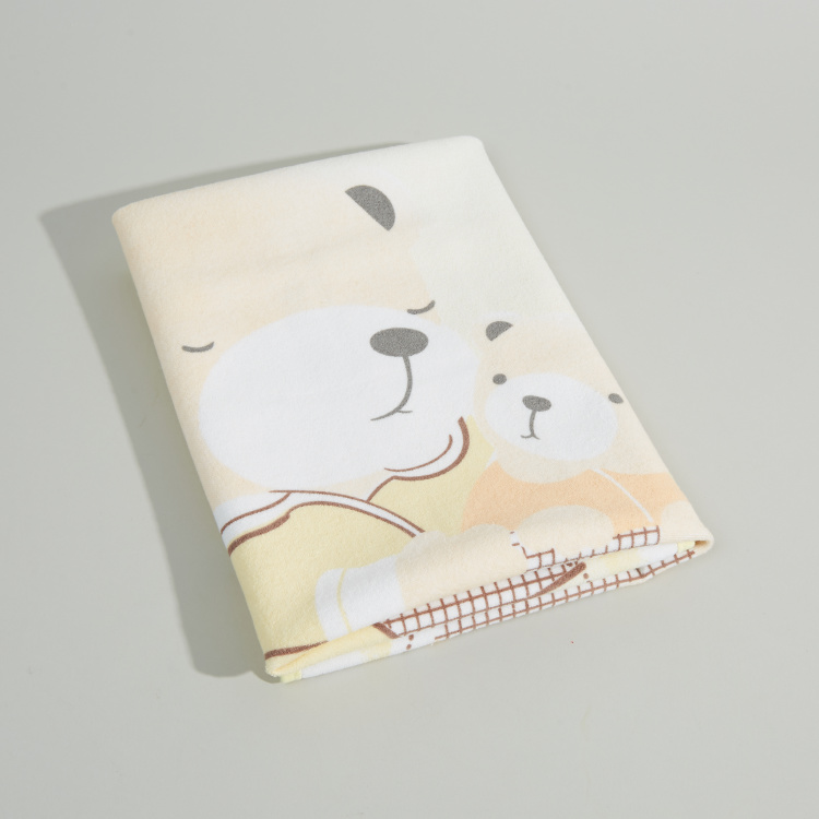 Juniors Printed Waterproof Changing Sheet