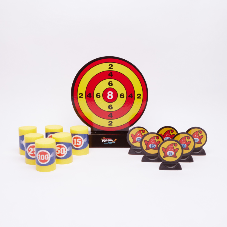 Juniors Twin Multi Shooter Playset