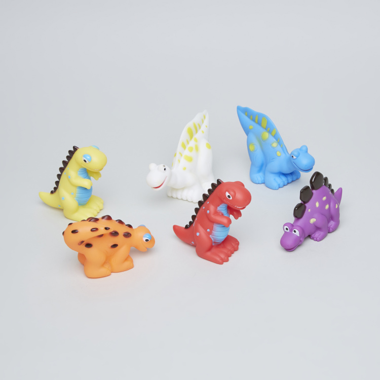 Assorted 6-Piece Dinosaur Toy Set