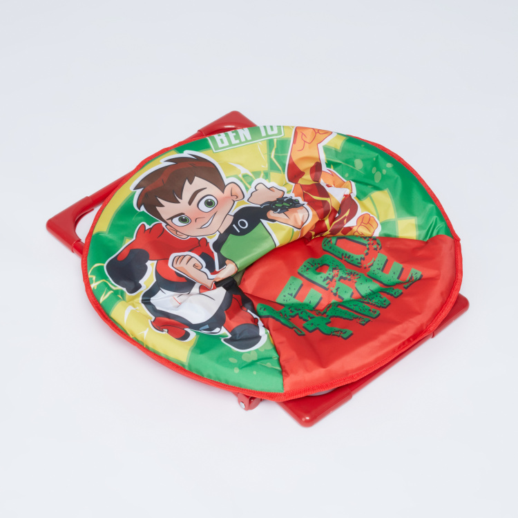 Ben 10 Printed Foldable Moon Chair