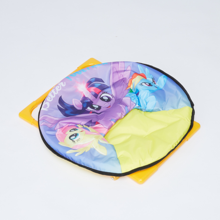 My Little Pony Printed Moon Chair