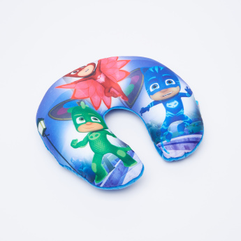 PJ Masks Printed Neck Pillow