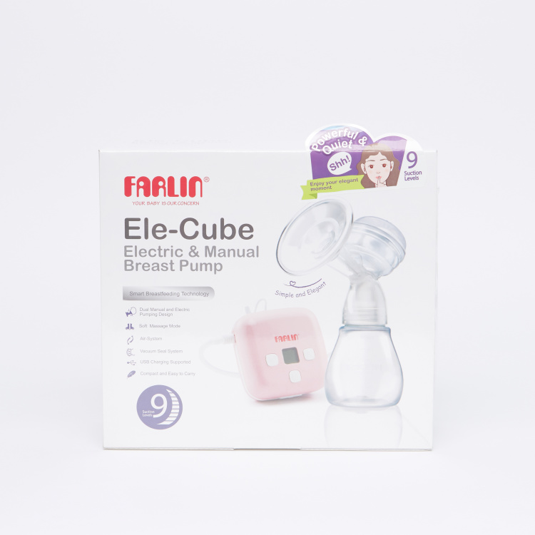 FARLIN Electric and Manual Breast Pump