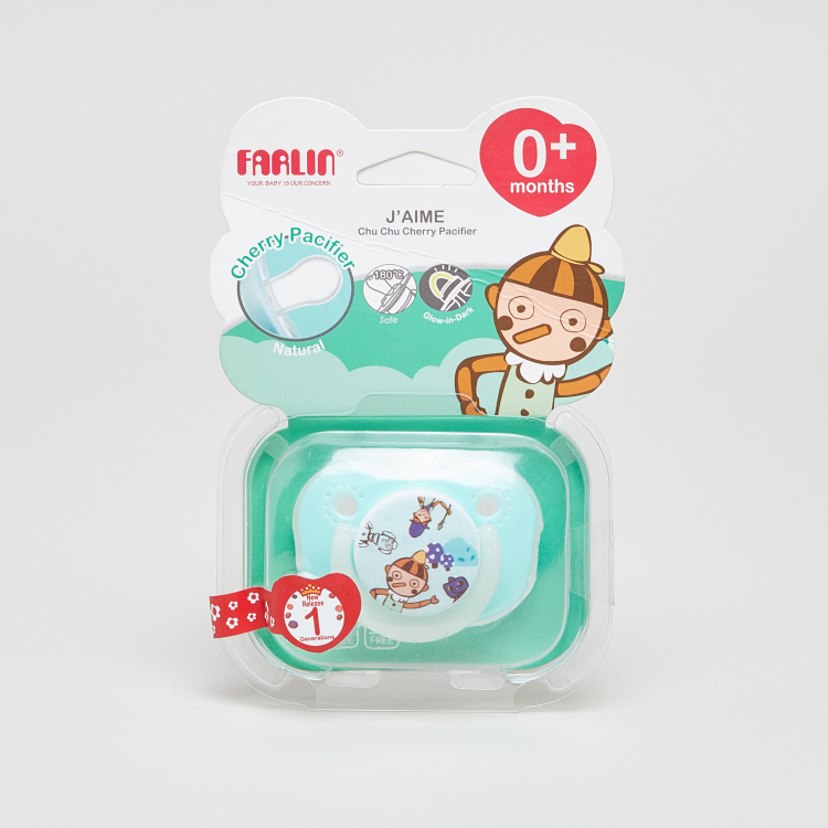 FARLIN Chu Chu Cherry Pacifier