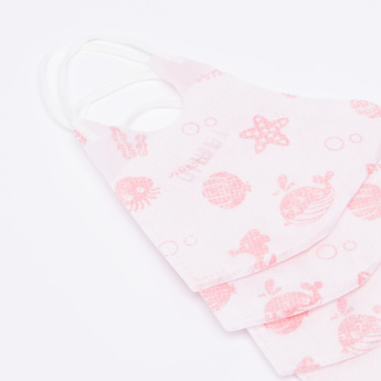 FARLIN Printed Baby Mask - Set of 5