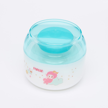FARLIN Free-Drop Powder Puff with Case