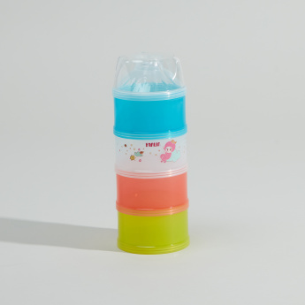 FARLIN Printed and Layered Milk Powder Container