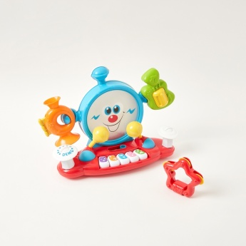 Juniors 6-in-1 Live Band Playset