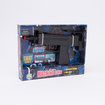 Gealex Toys M11 Electronic Submachine Gun Toy with Light and Sound