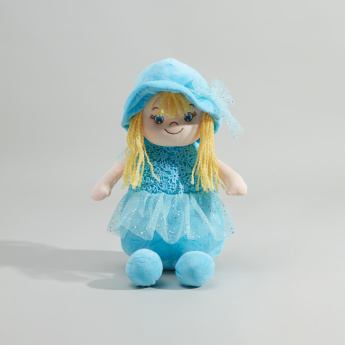 Juniors Doll Shaped Backpack