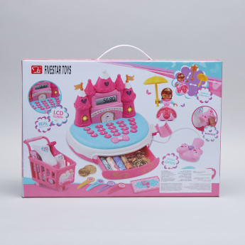 Supermarket Cash Register Playset