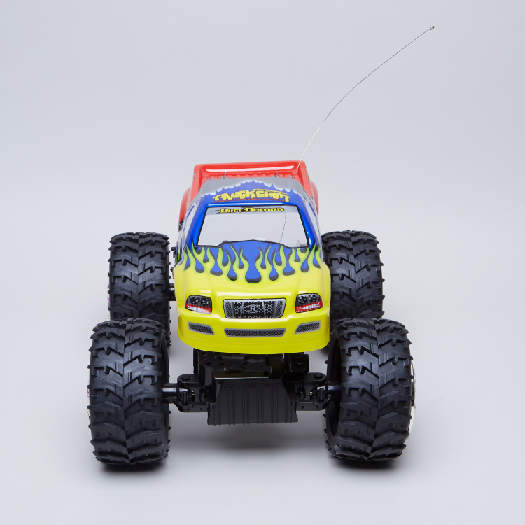 Juniors Rock Crawler Championship Roller Toy Car